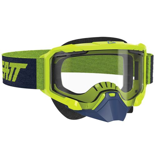 Leatt ajolasit Velocity 4.5 SNX Neon Lime Clear 83%