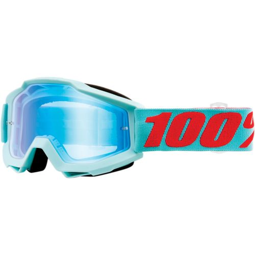 100% ajolasit Accuri Maldives sininen peililinssi
