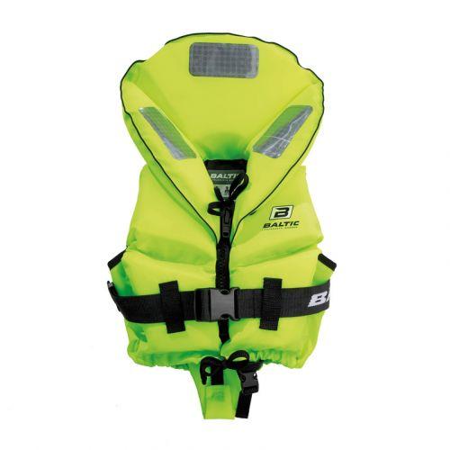 Pelastusliivi lapsille Baltic Pro Sailor, UV-keltainen
