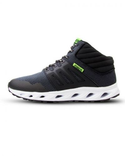 JOBE Discover Sneaker High kenkä nero