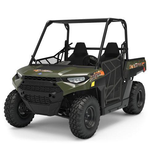 2021 Polaris Ranger 150 EFI vihreä