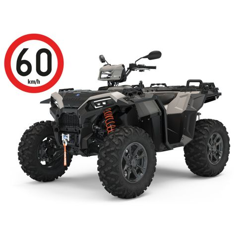 2021 Polaris Sportsman XP 1000S EPS 4x4 T3b harmaa