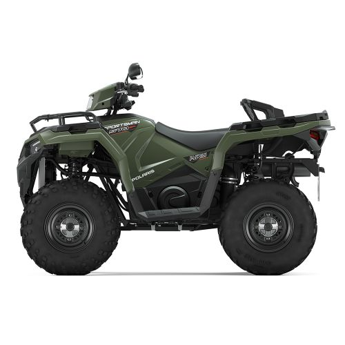 2021 Polaris Sportsman 570 4x4 T3b vihreä