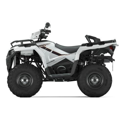 2021 Polaris Sportsman 570 4x4 T3b valkoinen Winter Pack