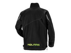 Polaris X-over takki musta/lime