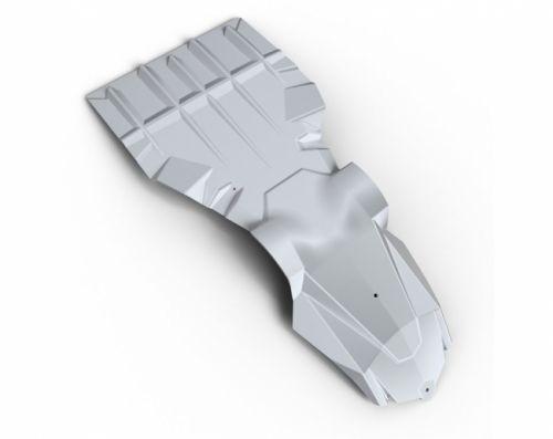 AXYS Ultimate pohjapanssari, valkoinen