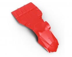 AXYS Ultimate pohjapanssari, punainen