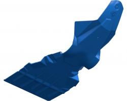 AXYS Ultimate pohjapanssari, sininen