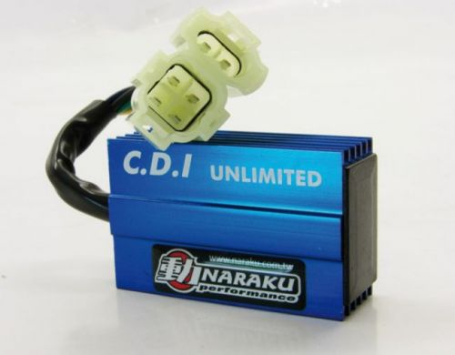 Naraku CDI-Laite Racing, 2-napainen pistoke, 139QMA/QMB