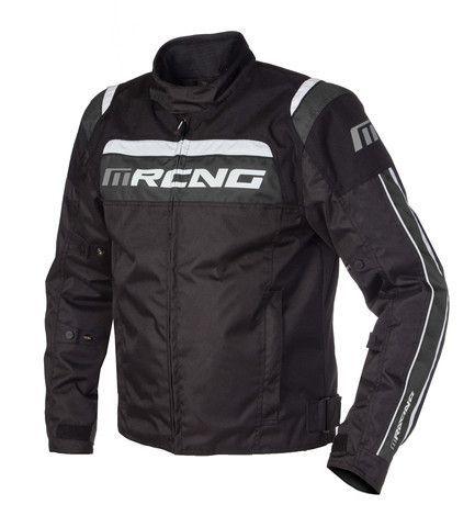 M-Racing ajotakki Spark musta/harmaa