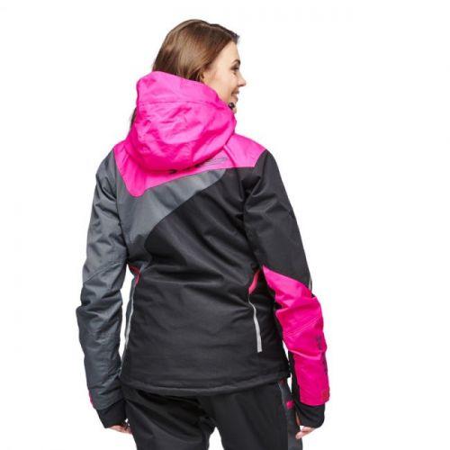 Sweep Blizzard 2.0. naisten takki musta/harmaa/pinkki
