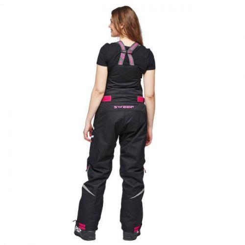 Sweep Blizzard 2.0. naisten housut musta
