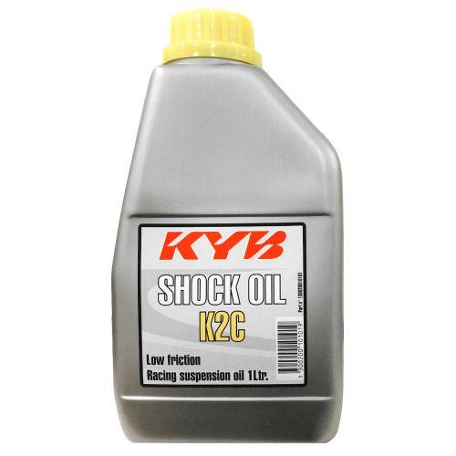 Iskunvaimenninöljy KYB Shock Oil K2C 1 litra