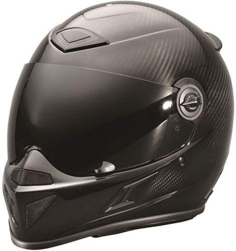 Slingshot moottoripyöräkypärä Carbon Black+ Bluetooth