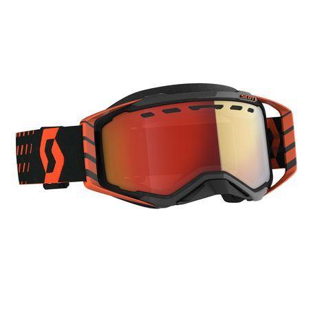 Scott Goggle Prospect kelkkalasit orange/black enhancer red chrome