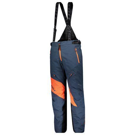 Scott Housut CompR sininen/oranssi