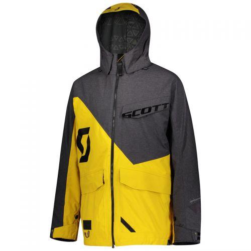 Scott XT Shell Dryo takki, keltainen/harmaa