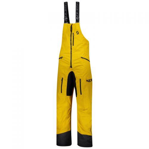Scott XT Shell Dryo housut, keltainen