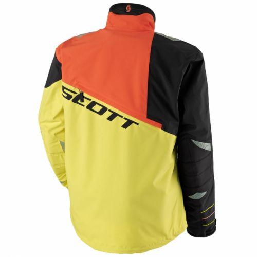 Scott Comp Pro Shell takki neonkelt/musta