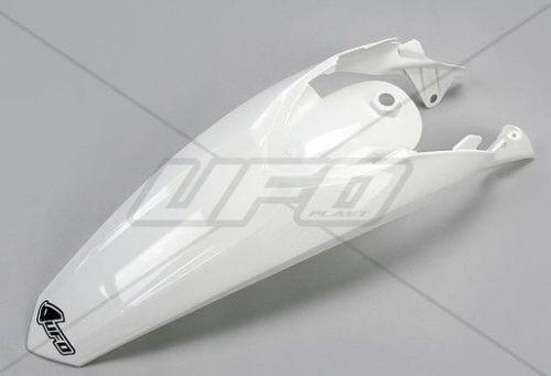 UFO Takalokasuoja KTM125-525 EXC 12- Valkoinen 047