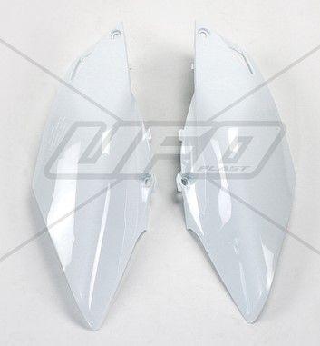 UFO Sivunumerokilvet CRF250 14-17,CRF450 13-16 Valkoinen 041