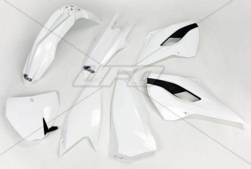 UFO Muovisarja 5-osainen Valkoinen HVA TC/FC 125-501 14-15