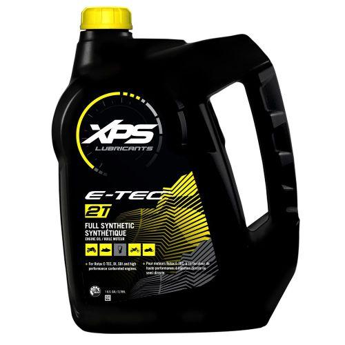 XPS E-Tec 2T synteettinen kaksitahtiöljy 3.8 litraa