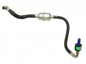 Sno-X Polttoaineletku suodattimella Polaris 600/800