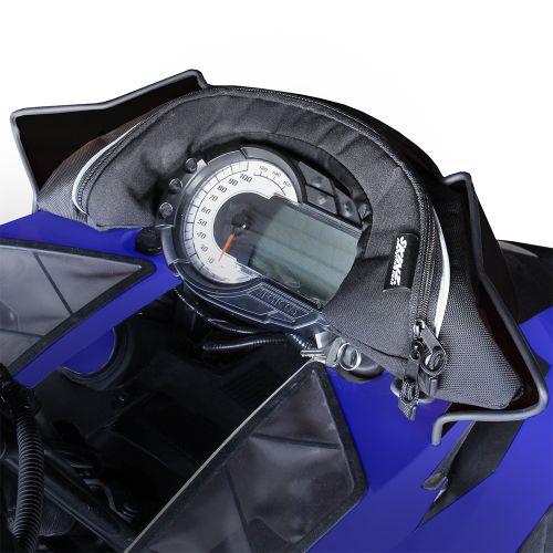 Skinz Tuulisuoja Laukku Musta 2014- Yamaha SR Viper