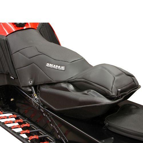 Skinz Airframe Satula Matala Freeride Musta 2014- Yamaha SR Viper