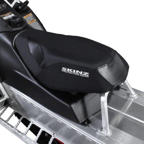 Skinz Satulan Päällinen Musta 2014- Polaris Indy 550/600/800