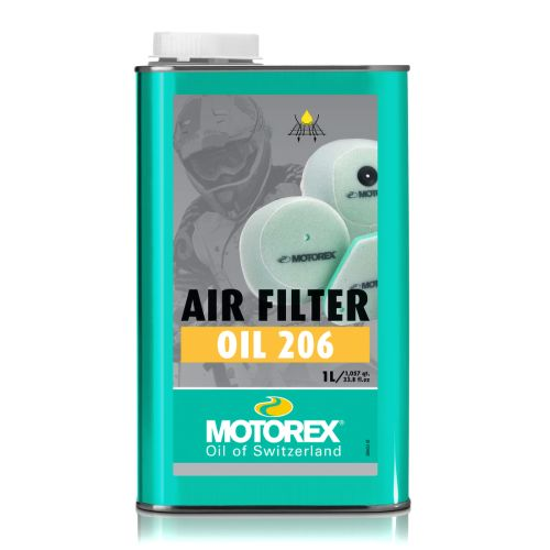 Motorex ilmansuodatinöljy Air Filter Oil 206 1 litra