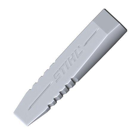 alumiininen kaatokiila 22 cm