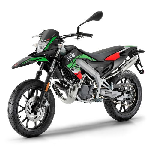 Aprilia SX 50 Green Energy / madallettu satula