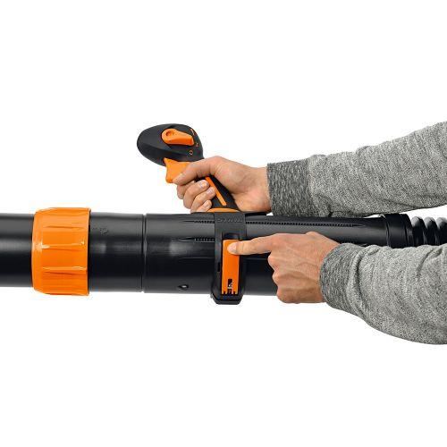 STIHL BR 450 C-EF reppupuhallin sähkökäynnistyksellä