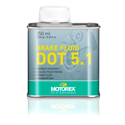 Motorex jarruneste DOT 5.1 250 ml
