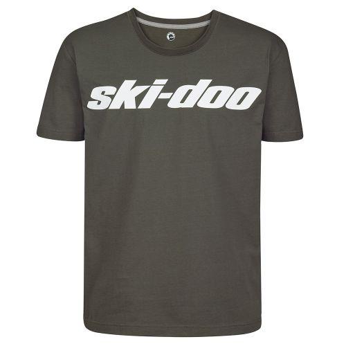Miesten t-paita Ski-Doo Signature khaki