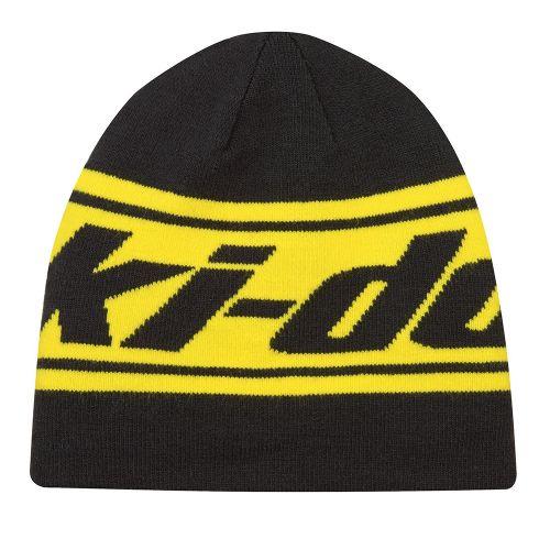 Ski-Doo käännettävä pipo unisex keltainen