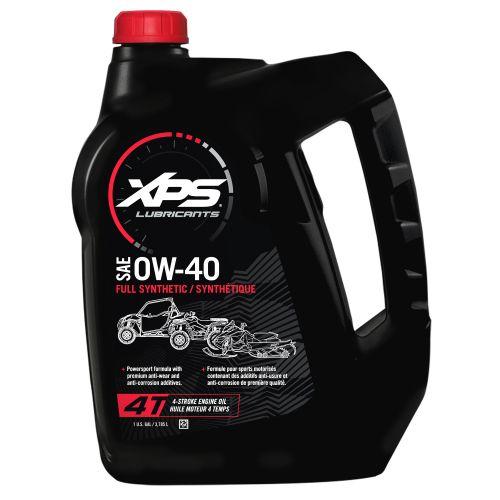 XPS 4T 0W-40 synteettinen moottoriöljy 3.8 litraa