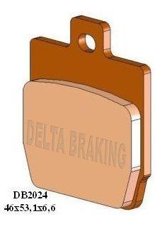 Delta jarrupalat DB2024 M-1