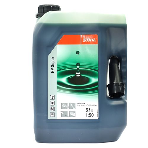 STIHL 2-tahtiöljy HP Super 5 litraa