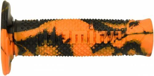 Domino kahvakumit Snake oranssi/musta