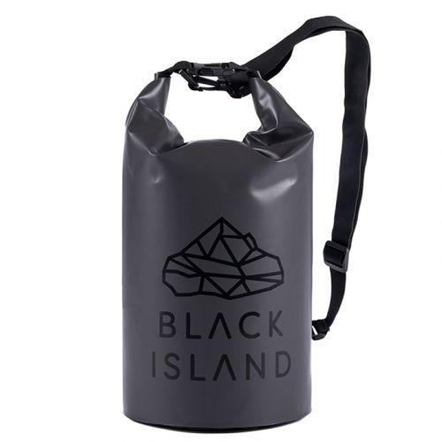 Dry Bag Black Island, eri kokoja