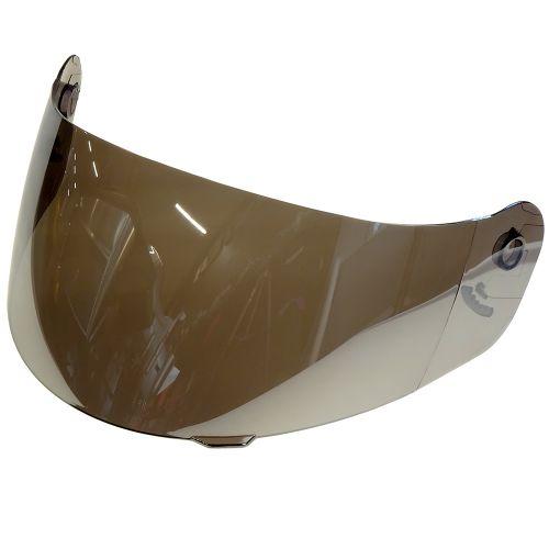 Visiiri ARC A-683 kypärään hopea peili