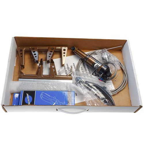 Skinz ARC Locker Bronze Yamaha Nytro 2010- MTX 153/162