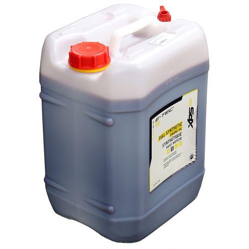 XPS E-Tec 2T synteettinen kaksitahtiöljy 18.9 litraa