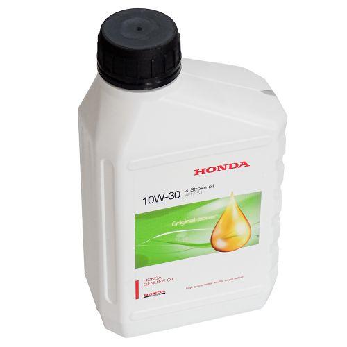Moottoriöljy ruohonleikkuriin Honda 10W-30