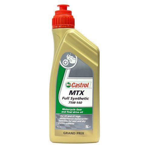 Castrol vaihteistoöljy MTX 75W-140 1 litra