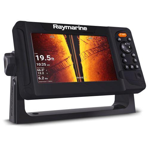 Raymarine Element 7 HV + HyperVision 100 anturi