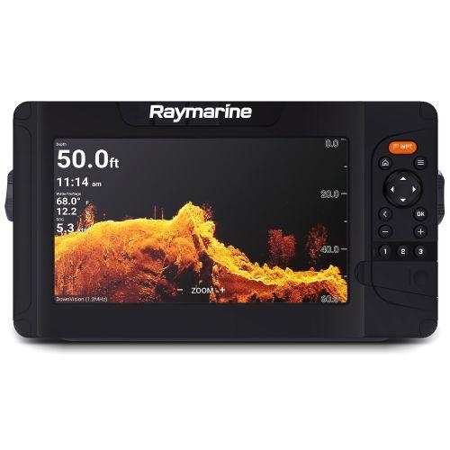 Raymarine Element 9 HV + HyperVision 100 anturi
